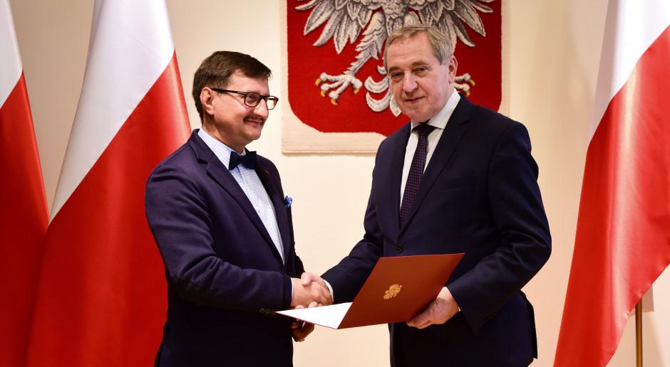 Paweł Ciećko powołany na Głównego Inspektora Ochrony Środowiska