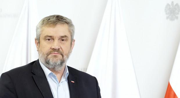 Ardanowski spotkał się z przedstawicielami Federacji Branżowych Związków Producentów Rolnych