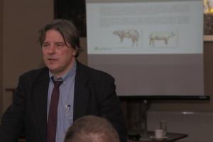 Spotkanie szkoleniowe z udziałem  hodowców trzody chlewnej, Lubawa.