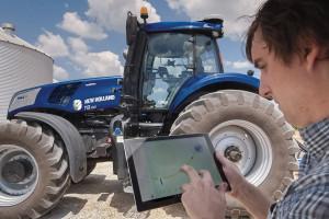 New Holland wprowadza do sprzedaży nową serię produktów precyzyjnego rolnictwa