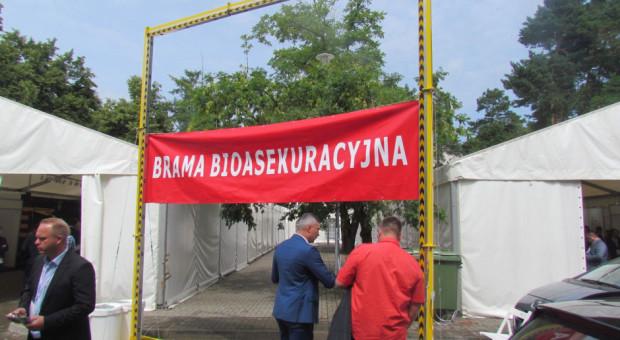 Na jakie wsparcie mogą liczyć rolnicy zakupujący bramę bioasekuracyjną?