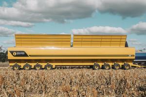 Australijski kolos o ładowności 200 ton, fot. materiały prasowe