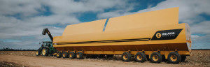 Wóz przeładowczy Coolamon o ładowności 200 ton, fot. materiały prasowe