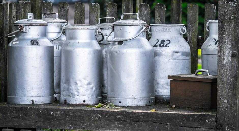 Niemcy: Prognoza spadku cen mleka surowego na początku 2019 r.
