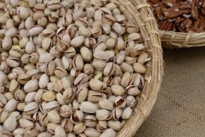 Plantatorzy pistacji spod Etny martwią się o ich przyszłość