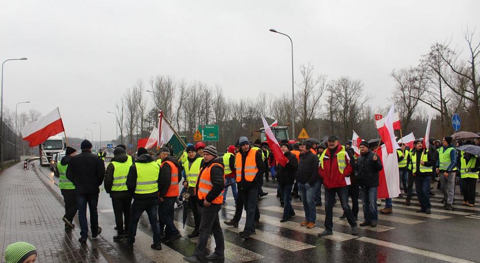 Rolnicy z Wielkopolski wyjdą na drogi