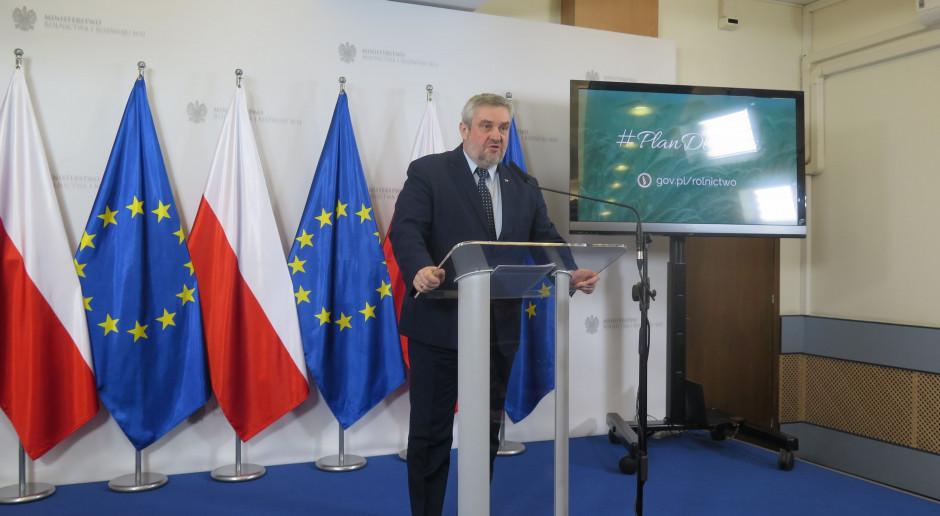 Limit de minimis: 20 tys. euro na gospodarstwo, 1,2 proc. dla państwa