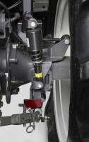 Kabina może być amortyzowana mechanicznie