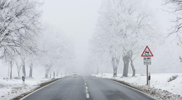 Oblodzenie w centrum i opady śniegu na południu kraju