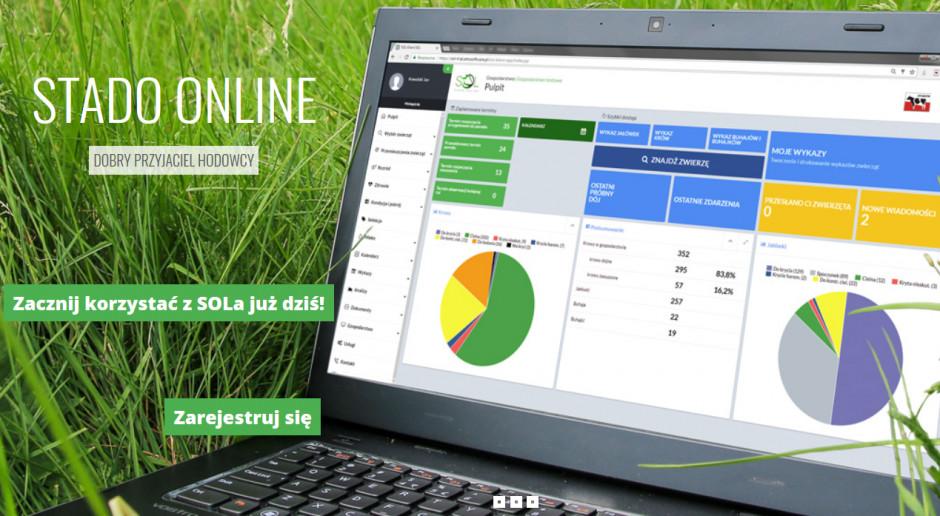 Stado Online - program do zarządzania stadem bydła mlecznego