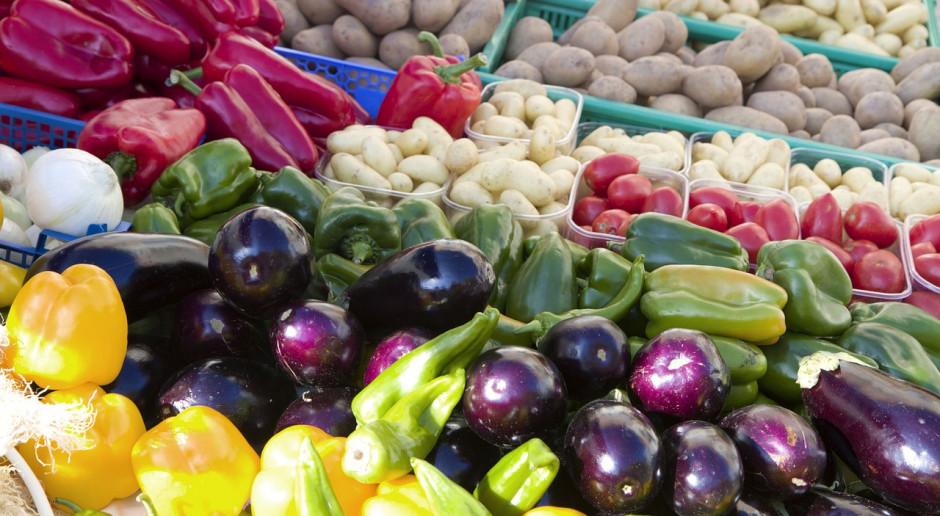Bronisze: Nagły wzrost cen warzyw importowanych z rejonu Morza Śródziemnego
