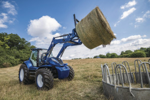 New Holland Methane Power, fot. materiał prasowe