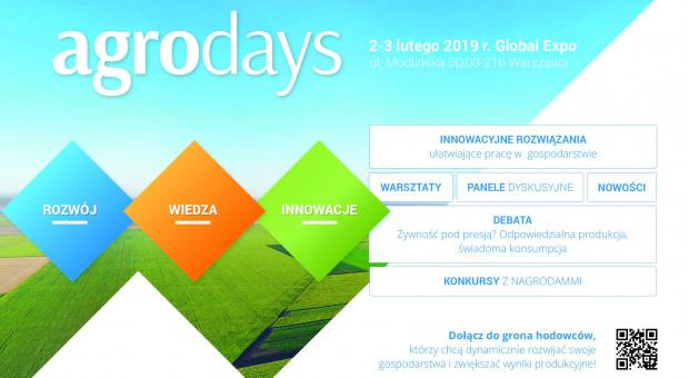 AgroDays - będzie się działo