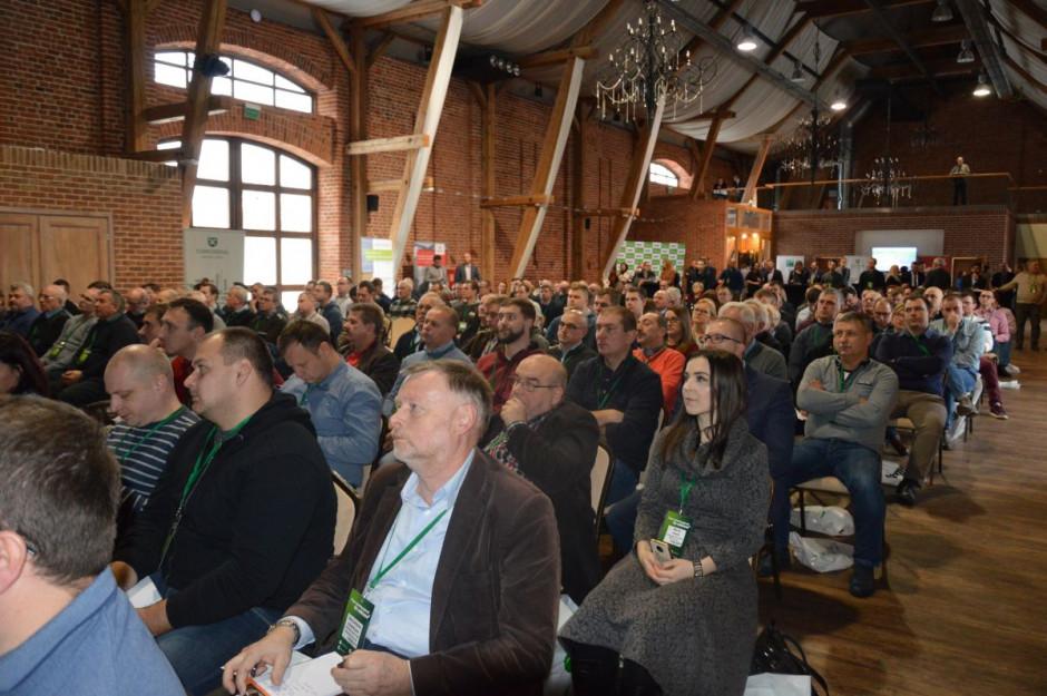 Konferencja Regionalna Farmera 2019 na Zamku Topacz; Fot. Katarzyna Szulc
