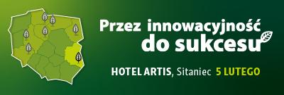Hotel Artis, Sitaniec k. Zamościa (woj. lubelskie), 5 lutego 2019 r.