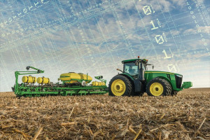 John Deere chce być kojarzony z najnowszymi technologiami informatycznymi, fot. materiały prasowe