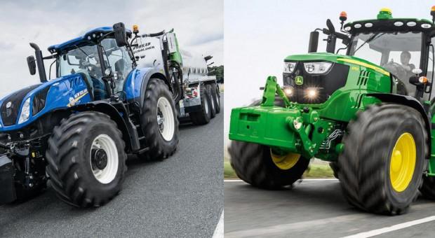 We Francji spadki na rynku nowych ciągników oraz zmiana lidera
