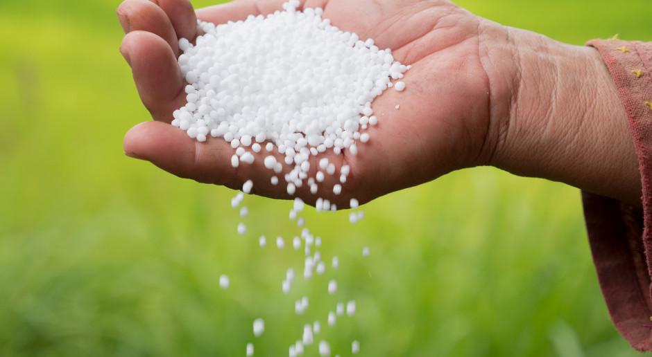 Zakaz stosowania granulowanego mocznika