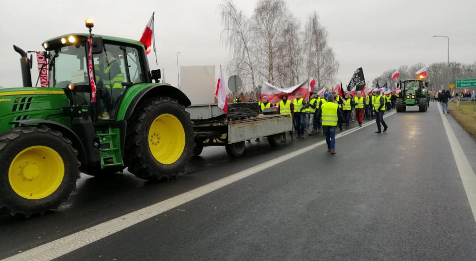 Związek rolniczy: Protest na ulicy jest niebezpieczny dla rolników