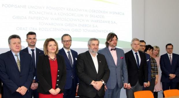 Giełdowy rynek rolny radą na rozdrobnienie polskiego rolnictwa?