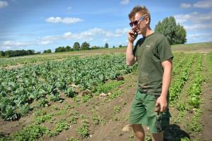 Eurostat: Udział ziemi ekologicznej w krajach  UE