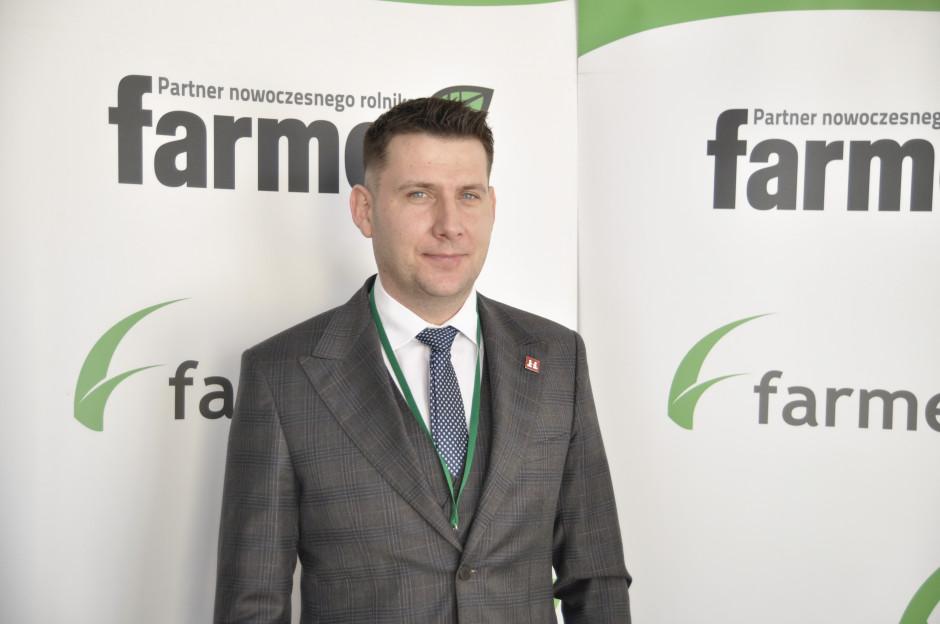 Dr inż. Marek Reich, menadżer ds. rozwoju Agrii