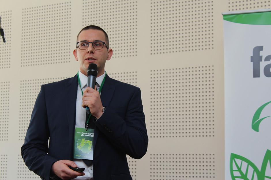 Wojciech Tram, ekspert ds. agro, BGŻ BNP Paribas