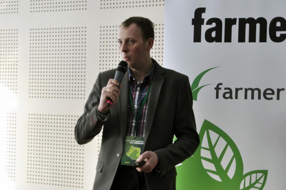 Szymon Małaczyński, ekspert AGRO z Concordii Polska TUW
