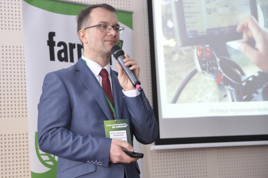 Dr inż. Mirosław Czechlowski, UP w Poznaniu