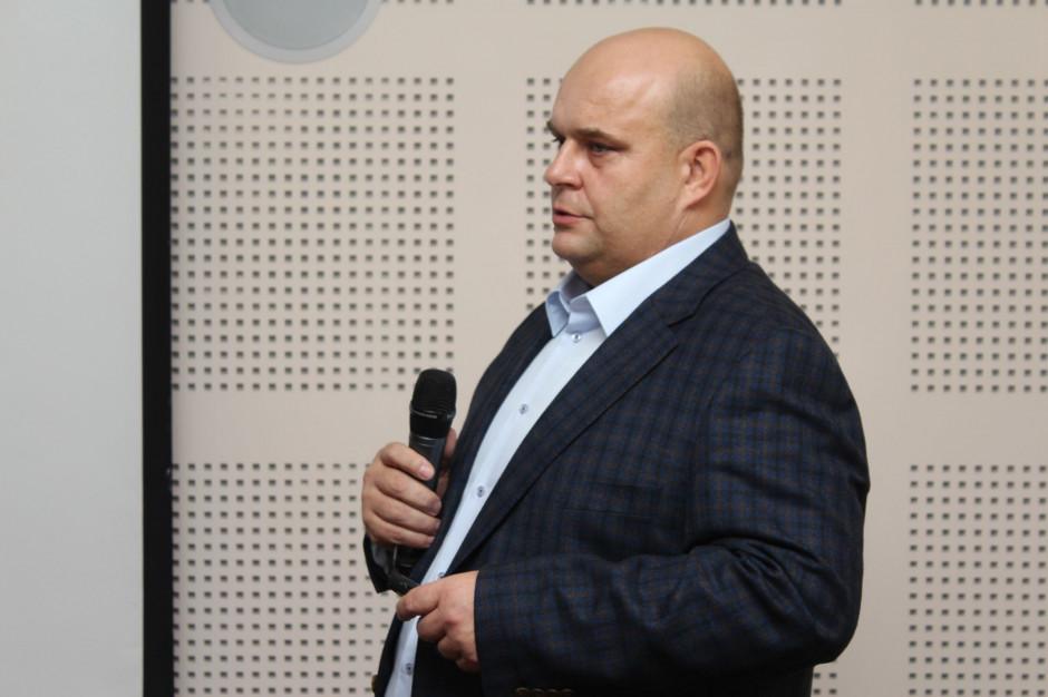 Zbigniew Plitt producent trzody chlewnej z Łasina, fot. A.Królak