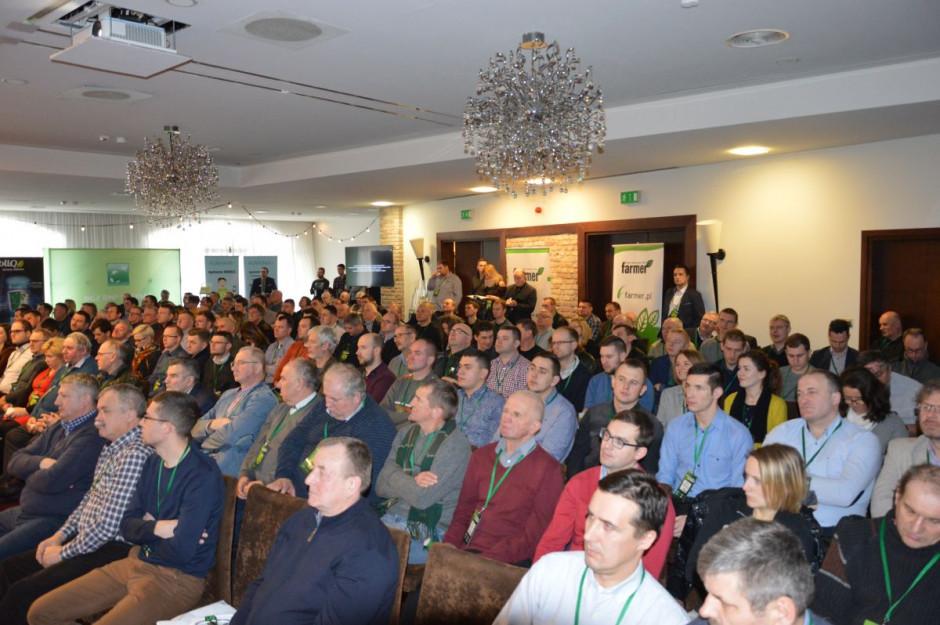 """Konferencja regionalna """"Farmera"""" w Opalenicy; fot. Katarzyna Szulc"""