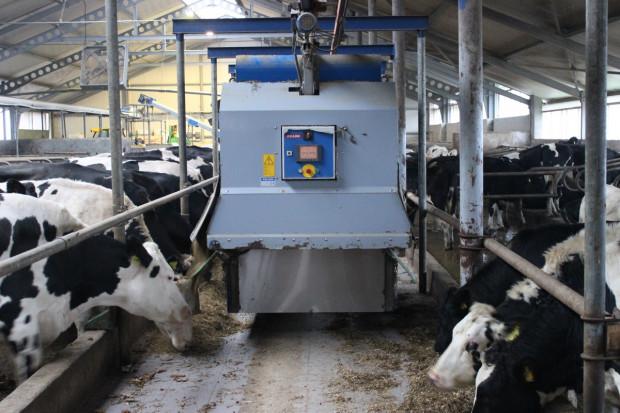"""O automatyzacji w hodowli bydła na Konferencji Farmera """"Nowoczesna produkcja mleka"""""""