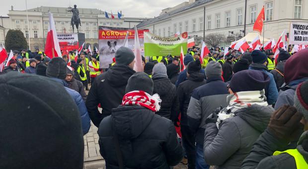 Dzisiaj rolnicze oblężenie Warszawy