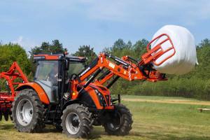 Tur 6A charakteryzuje się maksymalnym udźwigiem na poziomie 1650 kg i wysokością podnoszenia 3,9 m