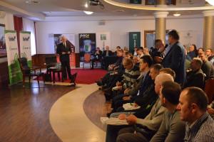 Konferencje Farmera to również możliwość zadawania pytań wybitnym ekspertom
