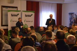 Pierwszy wykład poprowadził prof. dr hab. Sławomir Podlaski ze Szkoły Głównej Gospodarstwa Wiejskiego