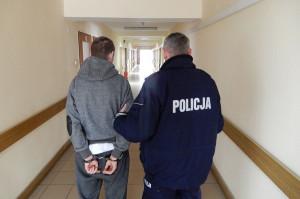 23-latkowi grozi kara do 5 lat pozbawienia wolności