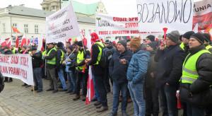 AGROunia w Warszawie - protest rolników