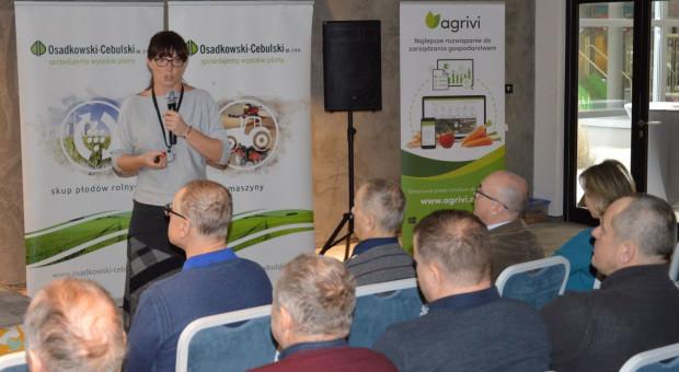 Ochrona fungicydowa zbóż wspólnie z Osadkowski-Cebulski