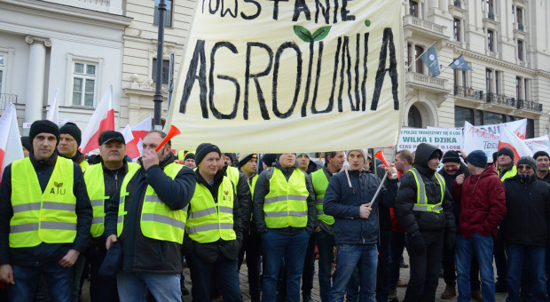 Agropowstanie w Warszawie okiem rolnika
