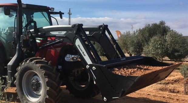 Pomocne ramiona - ładowacze czołowe do ciagników o mocy 80-90 KM