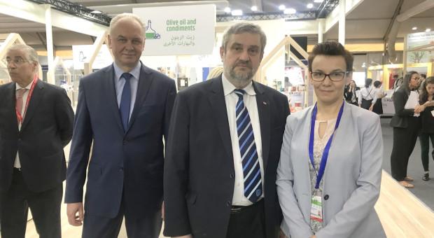 Dyrektor Polskiej Izby Mleka na Misji Wysokiego Szczebla Komisarza Phila Hogana do Dubaju