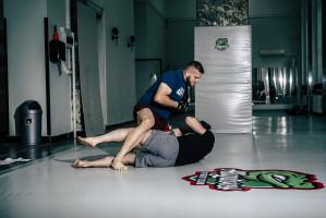 Marcin Tybura, zawodnik MMA