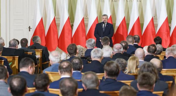 Ardanowski: zmiana sytuacji rolnictwa wymaga aktywności samych rolników