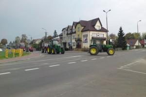 Na Słowacji rolnicy też protestują