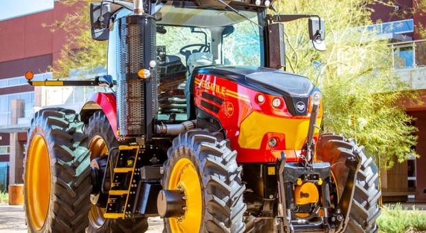 Zaprezentowano nowe traktory Versatile Nemesis