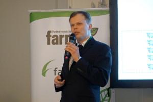 Dr Sebastian Mucha mówił o doskonaleniu stada z wykorzystaniem narzędzi genomiki, fot.ID