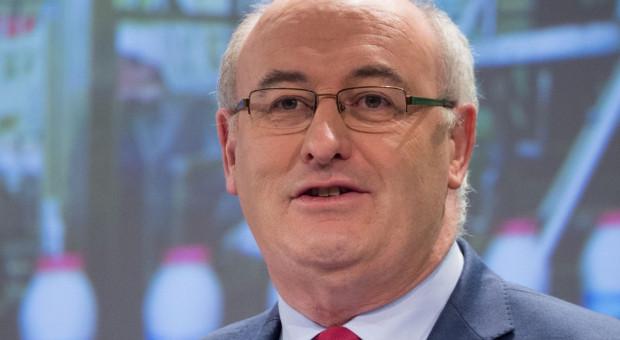 Komisarz UE ds. rolnictwa i rozwoju wsi: musimy utrzymać budżet dla rolnictwa