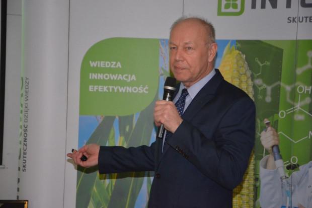 Wiesław Ciecierski mówił o nowościach produktowych, fot. M. Tyszka