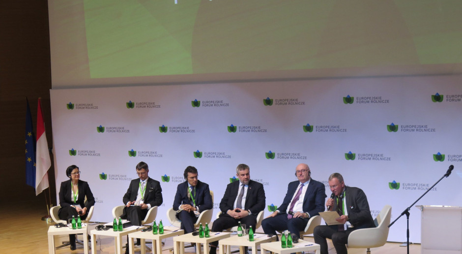 Europejskie Forum Rolnicze w Jasionce rozpoczęte